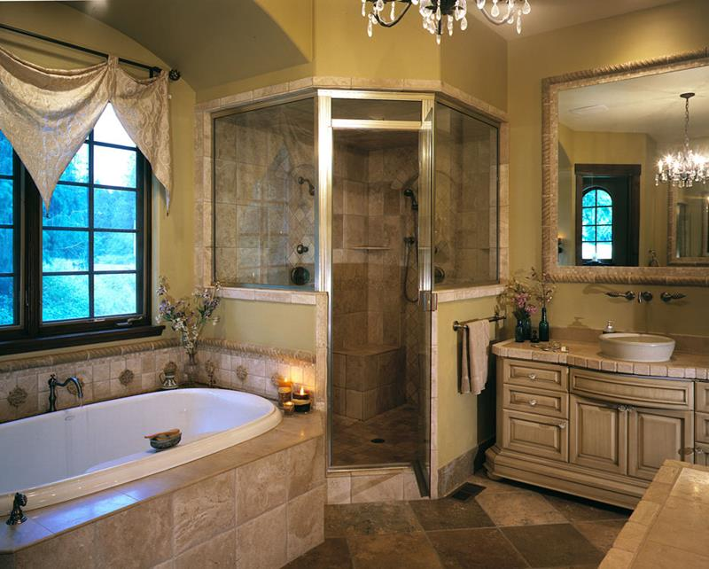 24 Incredible Master Bathroom Designs-18