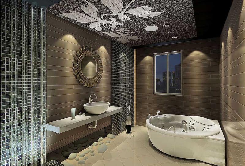 24 Incredible Master Bathroom Designs-24