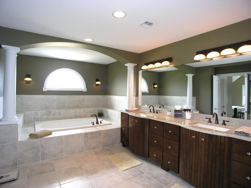 24 Incredible Master Bathroom Designs-6