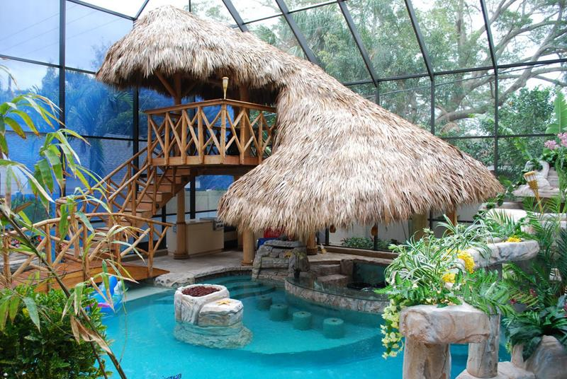 24 Unique Pool Designs With Personality-10