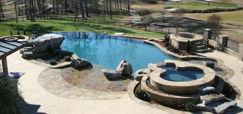 24 Unique Pool Designs With Personality-16