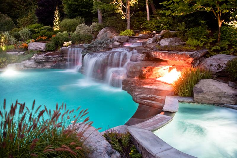 24 Unique Pool Designs With Personality-4