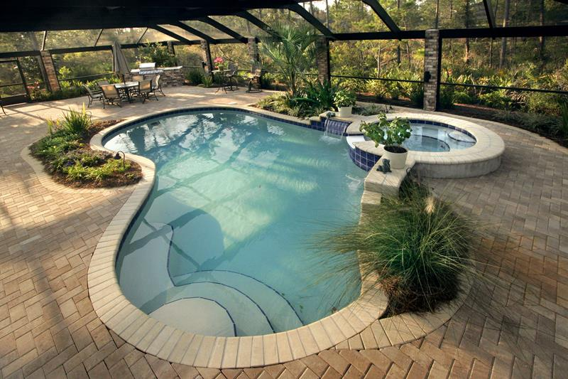 24 Unique Pool Designs With Personality-7