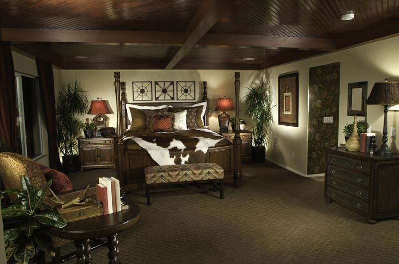 25 Dark Master Bedroom Designs Perfect for Snoozing-11