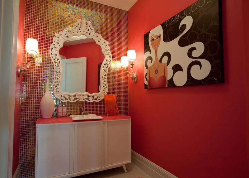 25 Serene and Feminine Bathroom Designs-15
