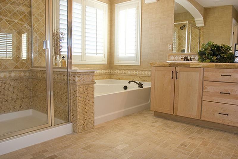 25 Serene and Feminine Bathroom Designs-22