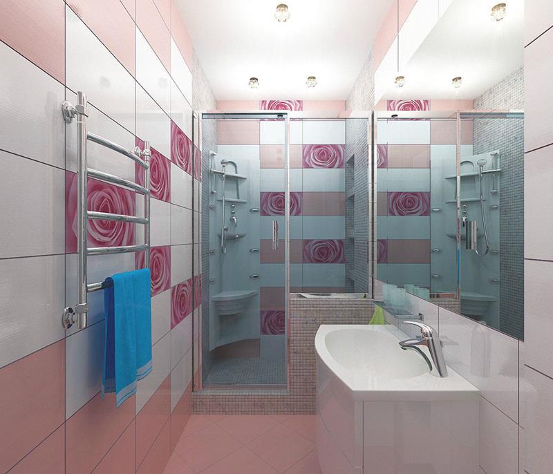 25 Serene and Feminine Bathroom Designs-7