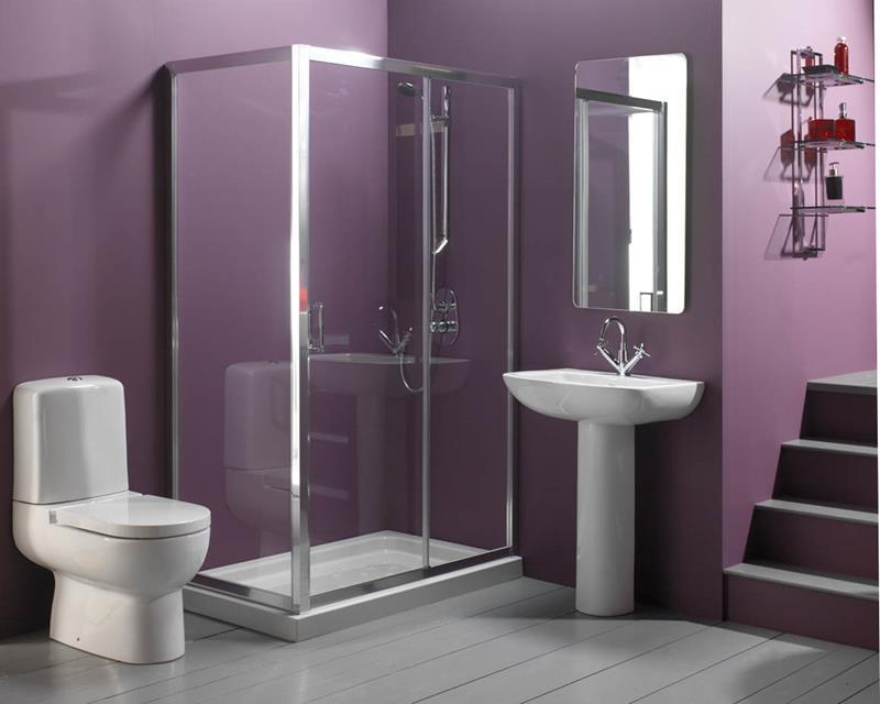 25 Serene and Feminine Bathroom Designs-8