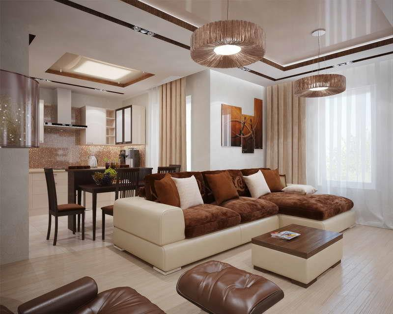 25 Stunning Living Rooms With Hardwood Floors-9
