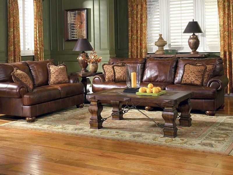 25 Super Masculine Living Room Designs-15