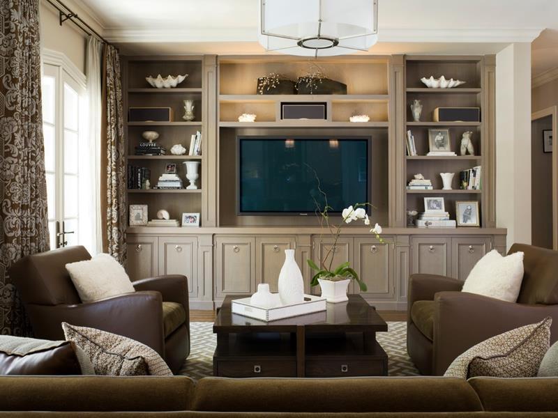 25 Super Masculine Living Room Designs-4