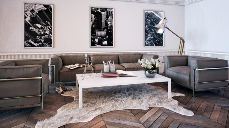 25 Super Masculine Living Room Designs-title