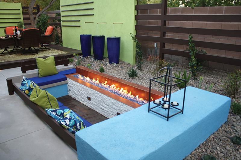 26 Amazing Sunken Living Room Designs-11