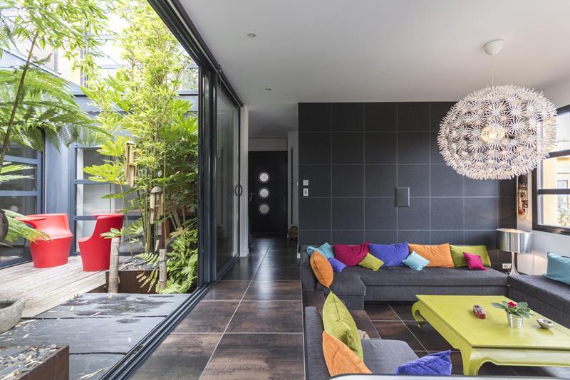26 Amazing Sunken Living Room Designs-13