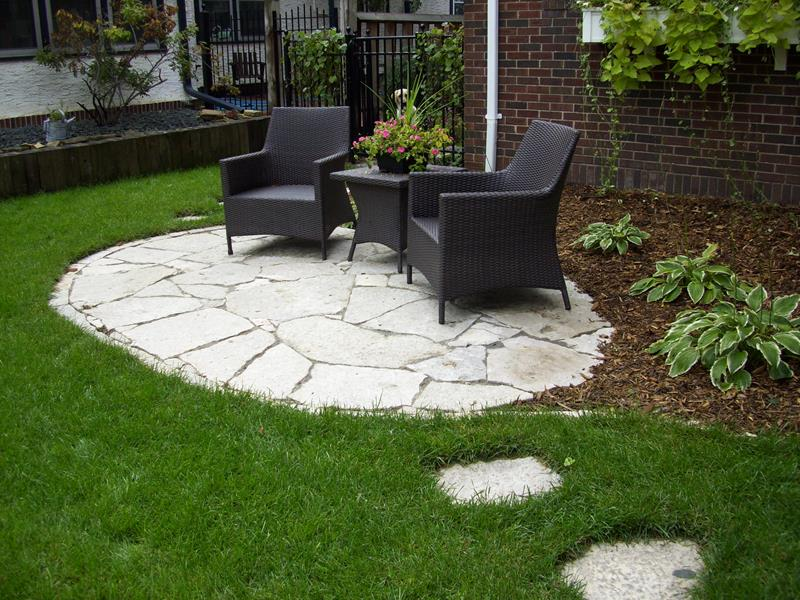 26 Awesome Stone Patio Designs for Your Home-3