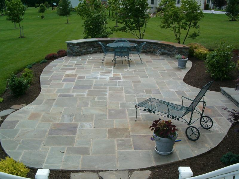 26 Awesome Stone Patio Designs for Your Home-title