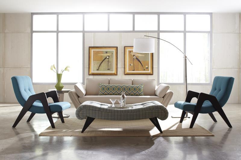 27 Beautiful Mid Century Living Room Designs-10