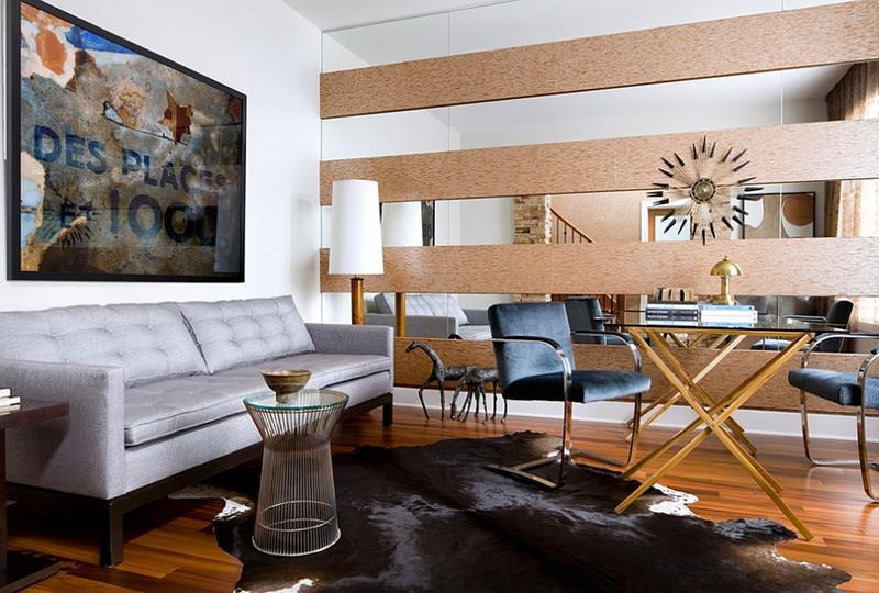 27 Beautiful Mid Century Living Room Designs-20