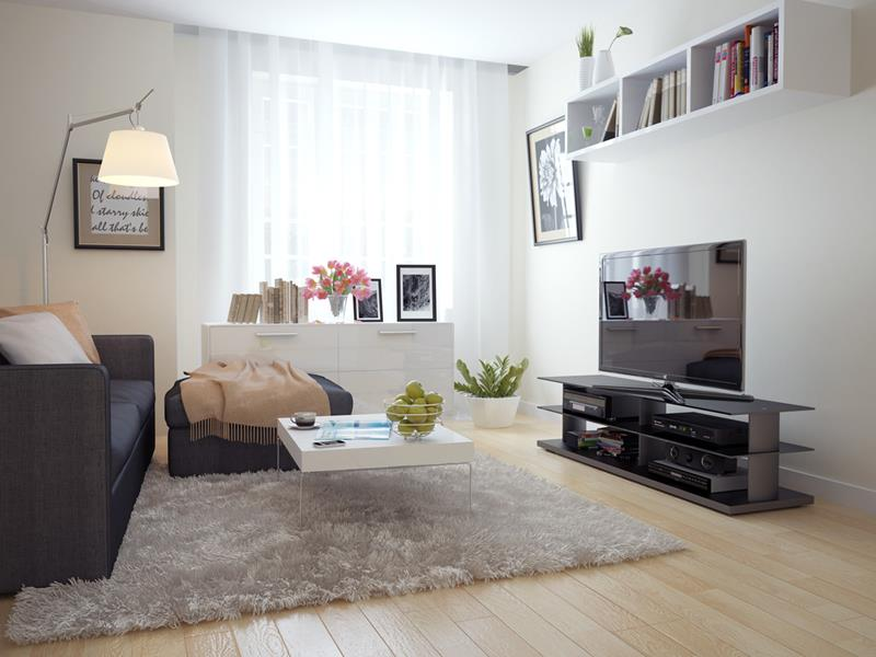 27 Comfortable and Cozy Living Room Designs-11