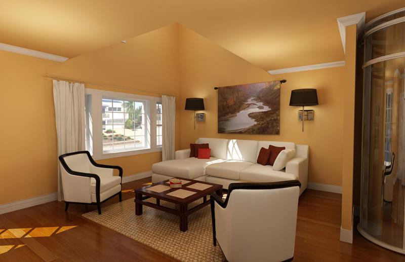 27 Comfortable and Cozy Living Room Designs-20