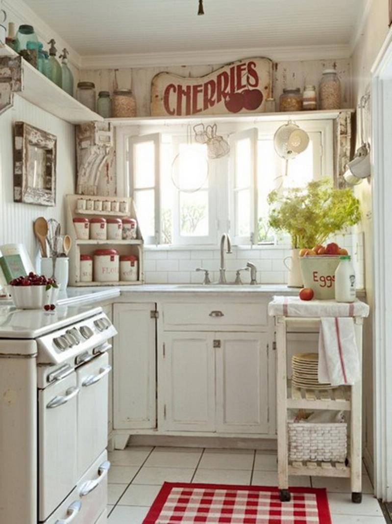 27 Retro Kitchen Designs That Are Back to the Future-19