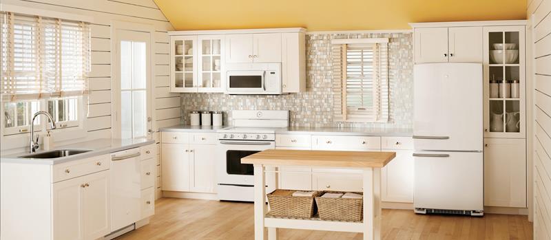 27 Retro Kitchen Designs That Are Back to the Future-22