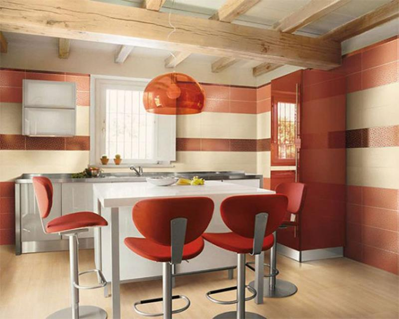 27 Retro Kitchen Designs That Are Back to the Future-26