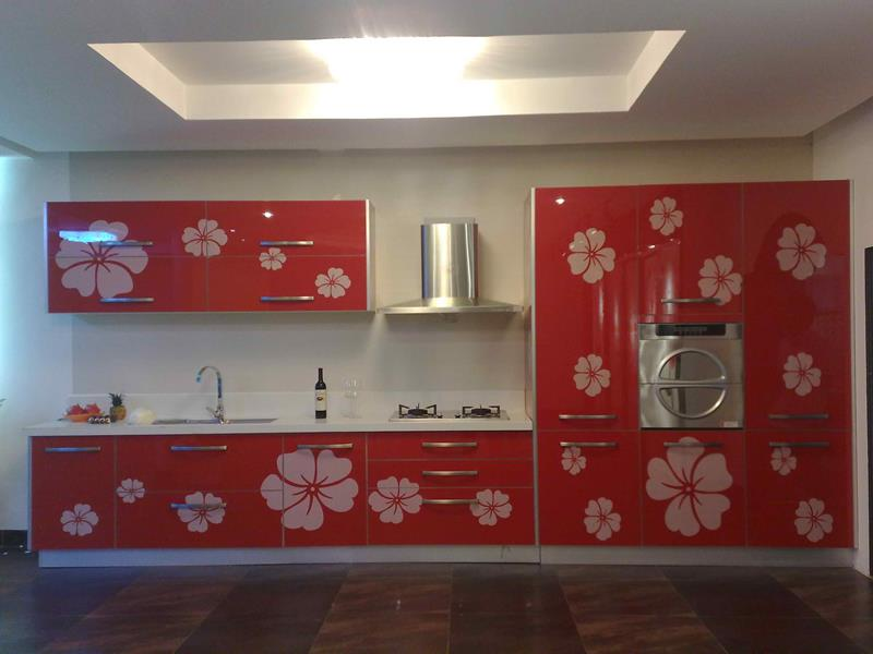 27 Totally Awesome Red Kitchen Designs-19