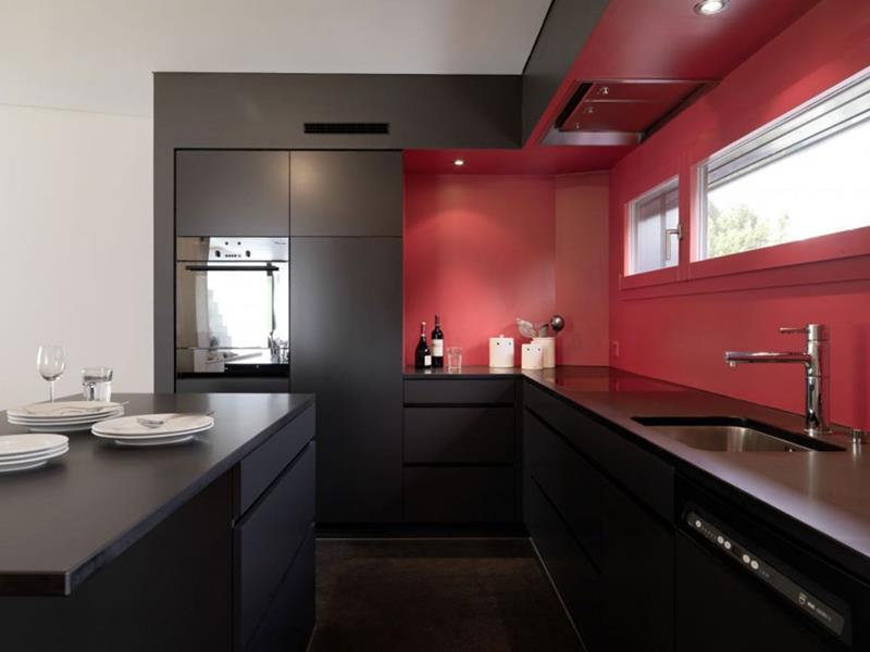 27 Totally Awesome Red Kitchen Designs-20