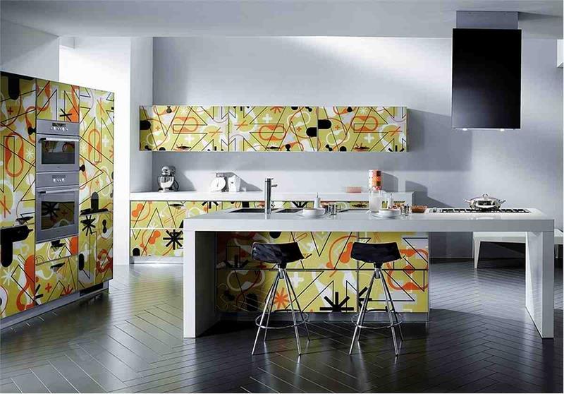 29 Amazing Yet Unusual Kitchen Designs-1