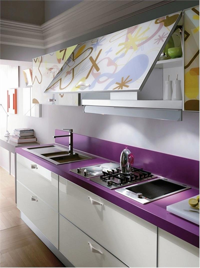 29 Amazing Yet Unusual Kitchen Designs-12