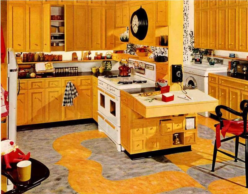 29 Amazing Yet Unusual Kitchen Designs-13