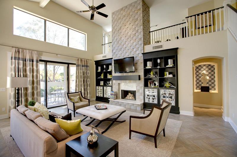 29 Inspirational Family Room Designs-11