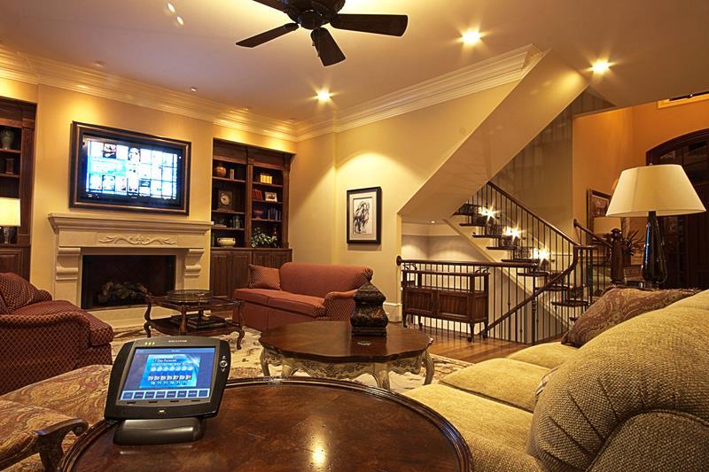 29 Inspirational Family Room Designs-19
