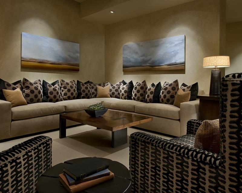 29 Inspirational Family Room Designs-2