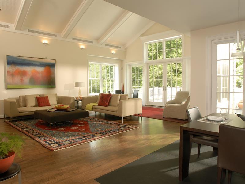 29 Inspirational Family Room Designs-21