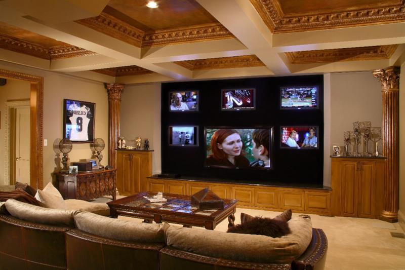 29 Inspirational Family Room Designs-22