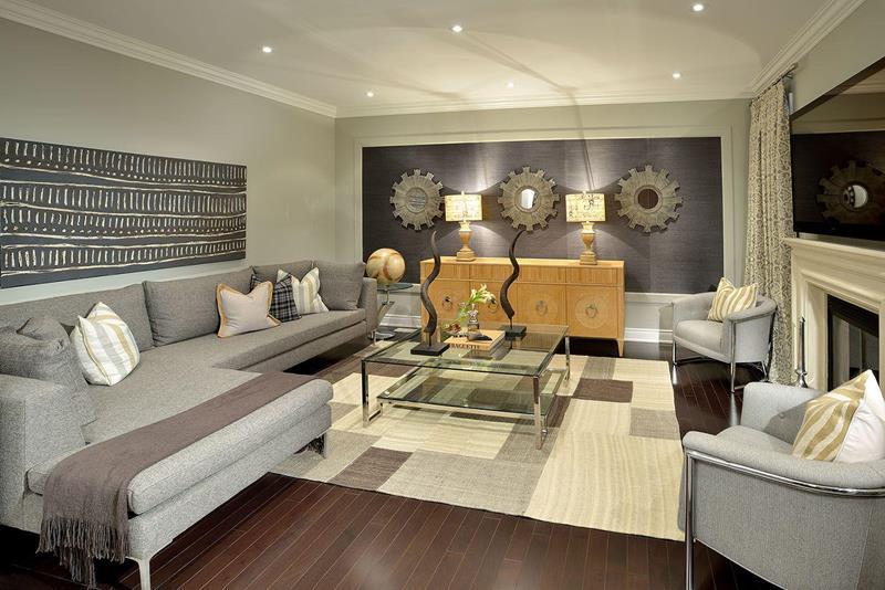 29 Inspirational Family Room Designs-8