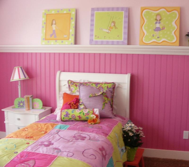 31 Pretty in Pink Bedroom Designs-13
