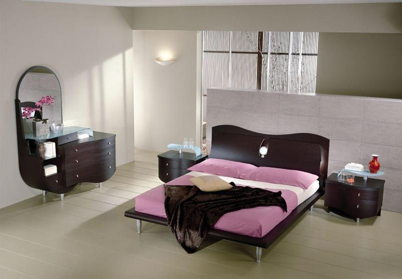 31 Pretty in Pink Bedroom Designs-24