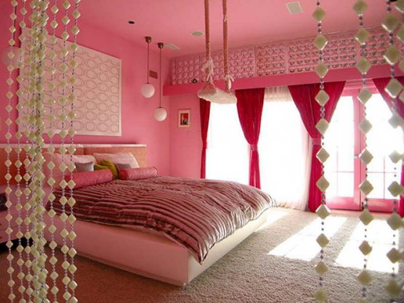 31 Pretty in Pink Bedroom Designs-30