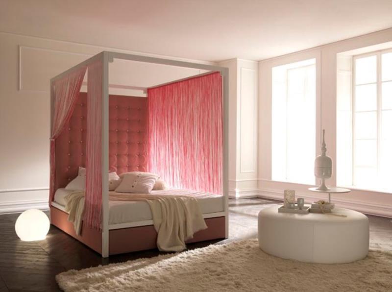 31 Pretty in Pink Bedroom Designs-31