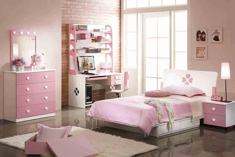 31 Pretty in Pink Bedroom Designs-5