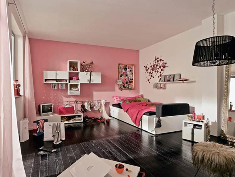 31 Pretty in Pink Bedroom Designs-9