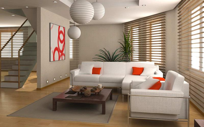 127 Luxury Living Room Designs-120