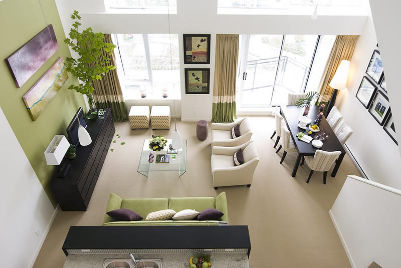127 Luxury Living Room Designs-124