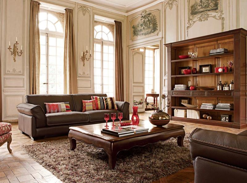 127 Luxury Living Room Designs-18