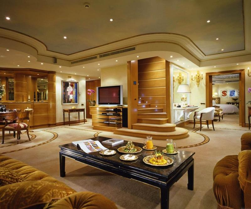 127 Luxury Living Room Designs-22