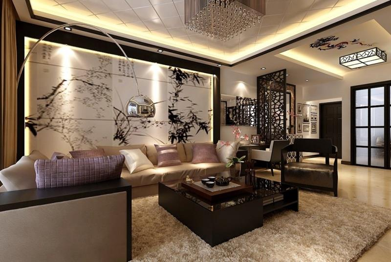 127 Luxury Living Room Designs-27