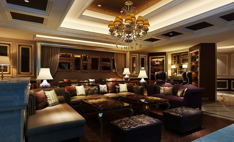 127 Luxury Living Room Designs-3